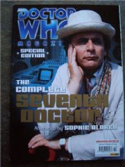 Doctor Who Magazine Special Edition #10 Sylvester McCoy